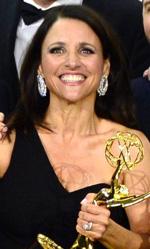 Emmy Awards 2015, � Veep la serie comica pi� premiata - In foto il cast della serie comica <em>Veep</em>.