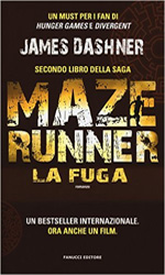 Maze Runner - La fuga, il libro -