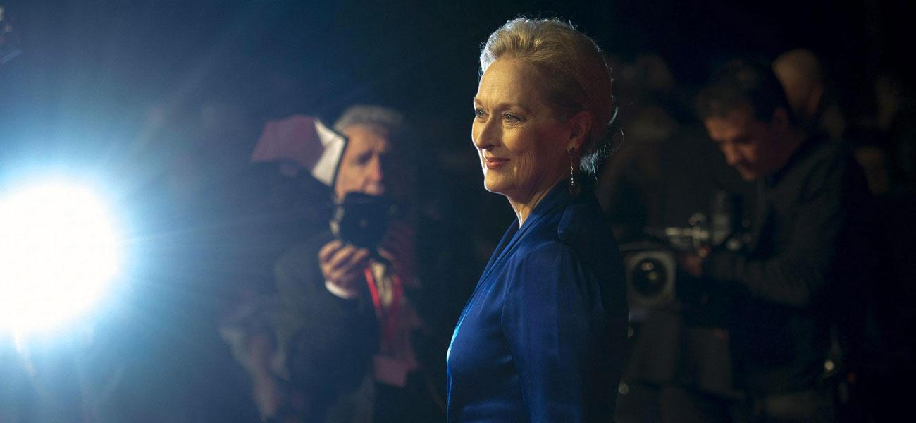 Meryl Streep presidente di giuria alla Berlinale 2016 - In foto l'attrice Meryl Streep.