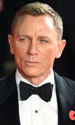 Spectre - 007, la premiere 'reale' a Londra - Il protagonista maschile Daniel Craig.