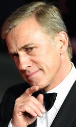 Spectre - 007, la premiere 'reale' a Londra - L'attore Christoph Waltz.