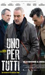 Giorgio Panariello e Isabella Ferrari in noir per Calopresti -