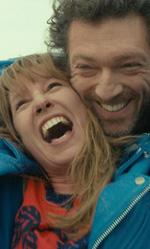 Come si racconta una storia d'amore - In foto i due protagonisti Emmanuelle Bercot e Vincent Cassel in una scena del film.