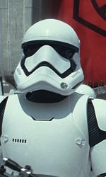 Star Wars VII conquista e convince - In foto una scena del film.