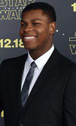 John Boyega, primo eroe nero di Star Wars