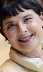 Isabella Rossellini, la terribile marziana di Joy -