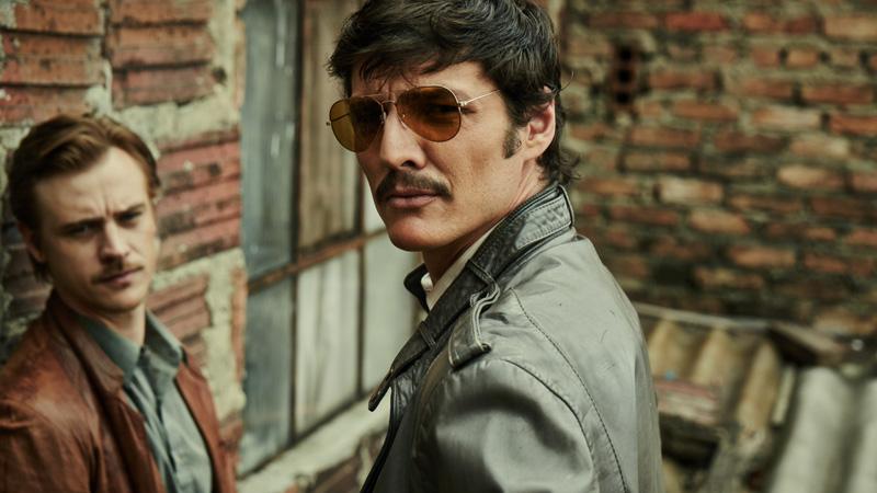 Narcos, su Netflix la violenta vita di Escobar
