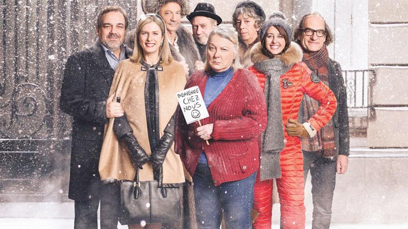 Bienvenue chez nous! Le migliori commedie francesi al cinema