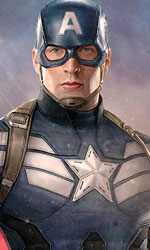 Gran giornata ieri per Captain America che si prepara al weekend - Captain America: Civil War.