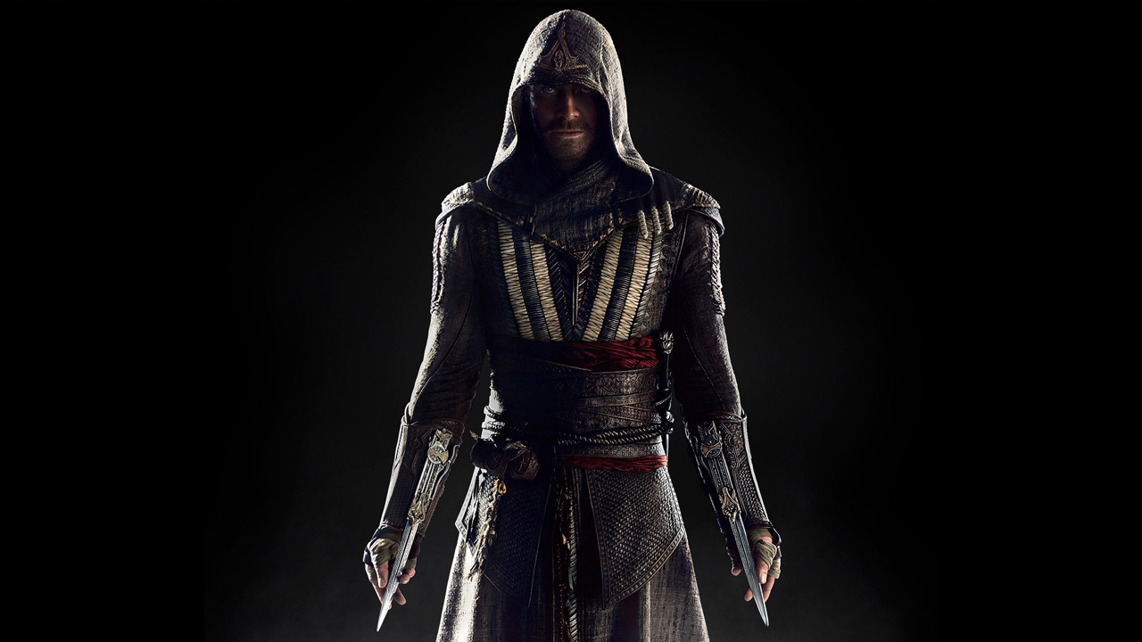 In foto Michael Fassbender (41 anni) Dall'articolo: Assassin's Creed, il trailer italiano.
