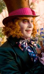 Box Office, Alice attraverso lo specchio esce ieri e non raggiunge il primo posto -