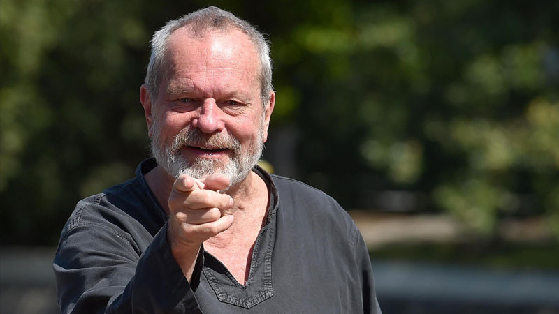 Terry Gilliam e la maledizione di Don Chisciotte