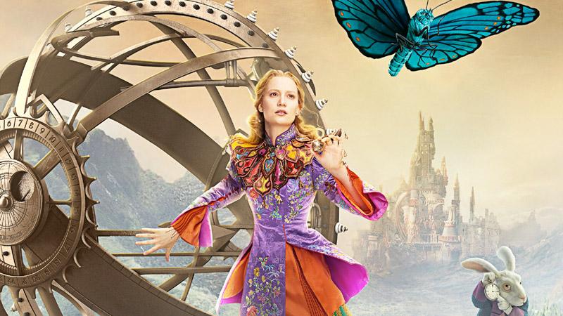 Box Office, Alice attraverso lo specchio stabile in vetta alla classifica