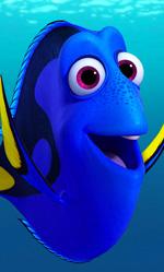 Box Office: in America hanno già trovato Dory - In foto una scena di Alla ricerca di Dory, primo in classifica tra i film Disney 2016.
