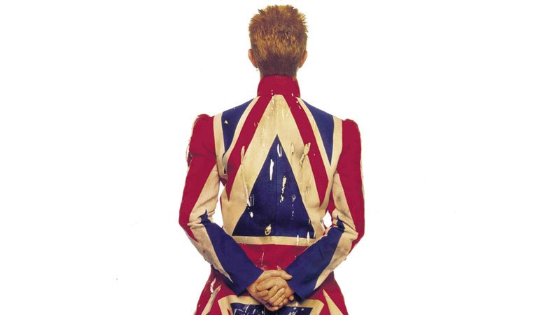 David Bowie è, il Duca Bianco in 'mostra'