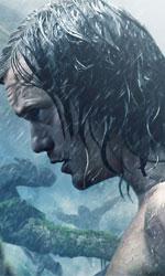 Tarzan torna in sala con la sua eterna leggenda - In foto Alexander Skarsgård, Tarzan nell'adattamento di David Yates al cinema dal 14 luglio.