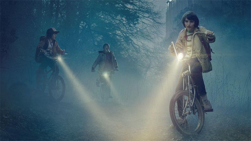Stranger Things, una centrifuga di cinema anni '80