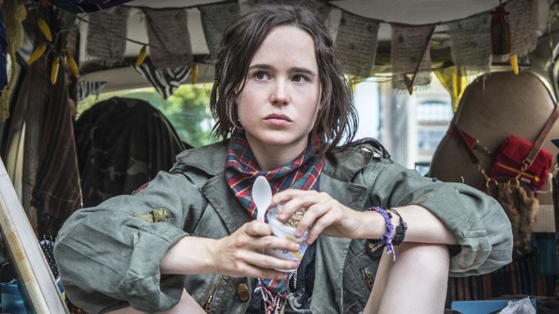 Ellen Page è Tallulah