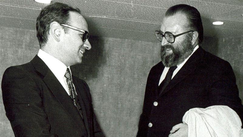 50 anni fa Sergio Leone