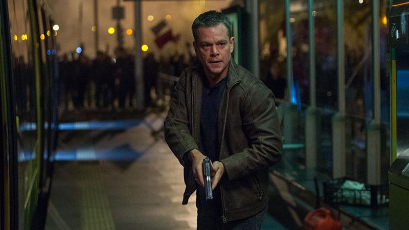 Jason Bourne, un uomo 'normale'