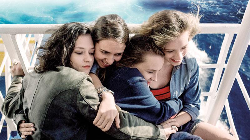 Questi giorni, il viaggio di quattro ragazze unite da un legame irripetibile
