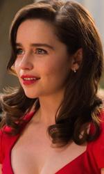 Box Office, Io prima di te supera 1 milione di euro - In foto Emilia Clarke in una scena del film Io prima di te