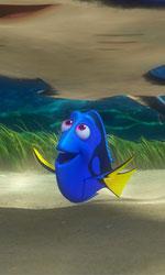 Box Office, tutti alla ricerca di Dory. - In foto una scena di Alla ricerca di Dory, primo in classifica tra i film Disney 2016.