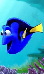 Box office, Dory fa piazza pulita della concorrenza - In foto una scena di Alla ricerca di Dory, primo in classifica tra i film Disney 2016.