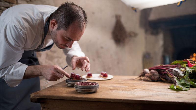 Chef's Table - Francia, the crème de la crème of chefs