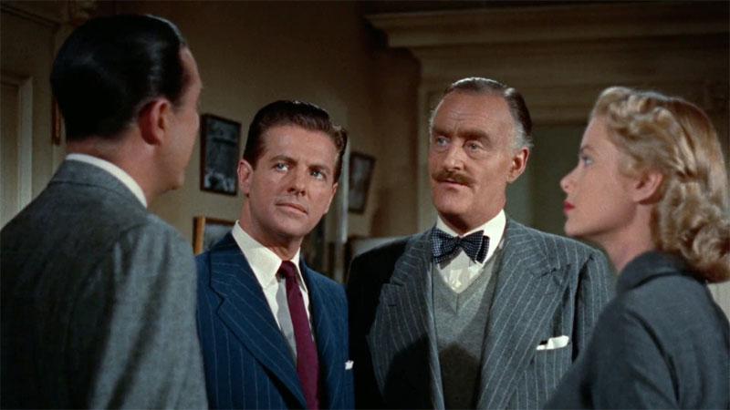 Risultati immagini per il delitto perfetto film 1954