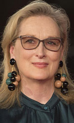 Meryl Streep alla Festa del Cinema: