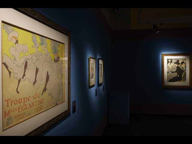 Toulouse lautrec 170 opere a torino for Lautrec torino