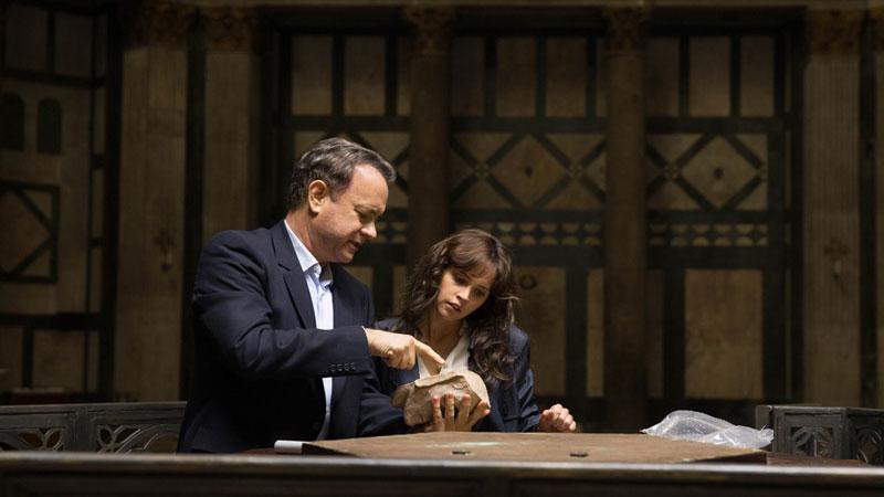 Box office, Inferno chiude il sabato con 900mila euro