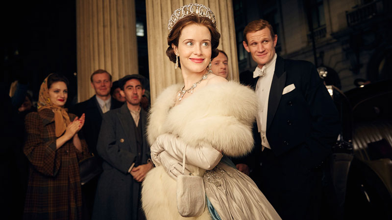 THE CROWN, INTRIGHI E SEGRETI TRA BUCKINGHAM PALACE E 10 DOWNING STREET