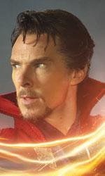 Box office, Doctor Strange ancora primo ma con incassi modesti -