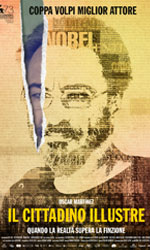 Il cittadino illustre, il poster -