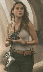 In foto Brie Larson (28 anni)