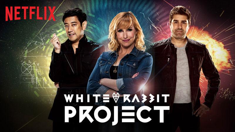 White Rabbit Project - Cosa si cela nella tana del bianconiglio?