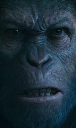 The War - Il pianeta delle scimmie, il primo trailer ufficiale -