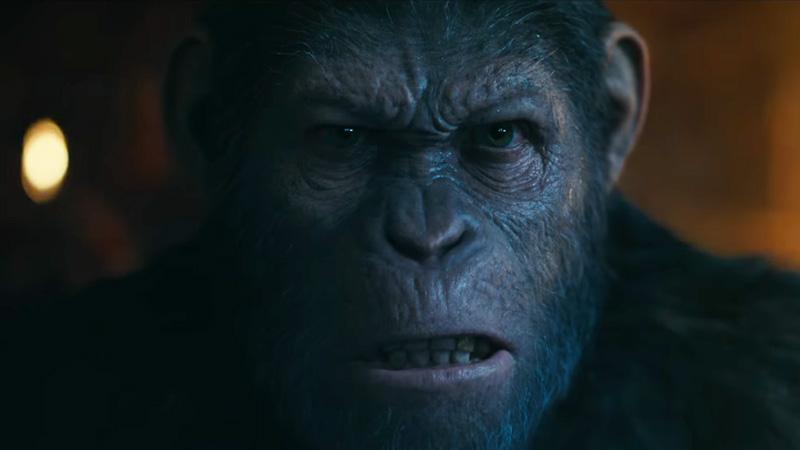 The War - Il pianeta delle scimmie, il primo trailer ufficiale