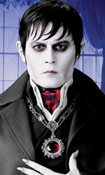 Dark Shadows, il film stasera in tv su Italia1 -