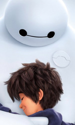 Big Hero 6, il film stasera in tv su Raidue -