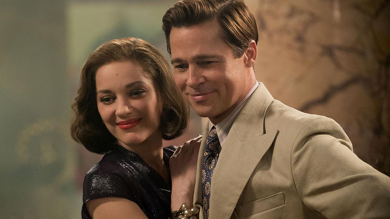 In foto Brad Pitt (55 anni) Dall'articolo: Allied: spy&guerra vecchia maniera, ricordando Casablanca.