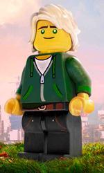 Lego Ninjago - Il film, il trailer italiano -