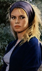 In foto Brigitte Bardot (83 anni)