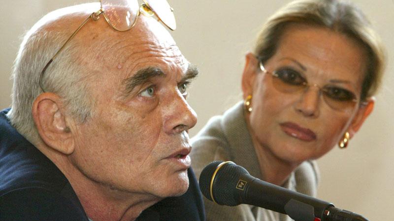 Addio a Pasquale Squitieri, regista ed ex compagno di Claudia Cardinale