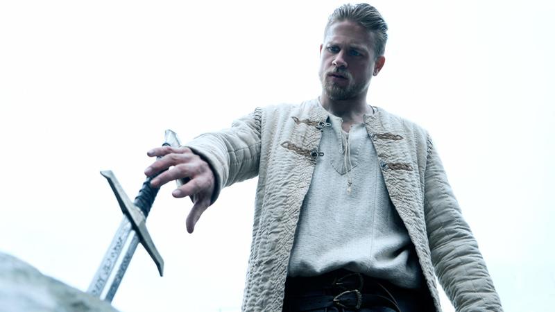 King Arthur, il trailer italiano ufficiale