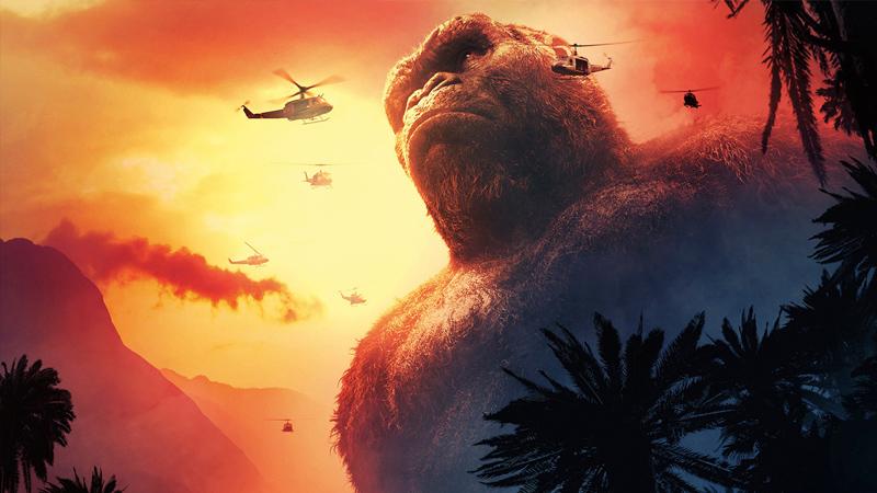 Kong: Skull Island, il nuovissimo trailer italiano