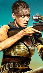 Mad Max: Fury Road, il film stasera in tv su Italia 1 -