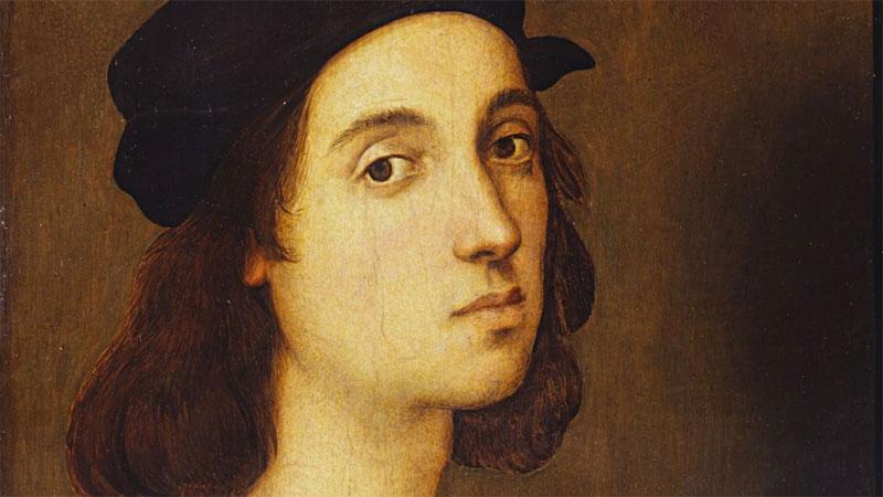 Raffaello - Il principe delle arti, Flavio Parenti e la Roma dei Papi